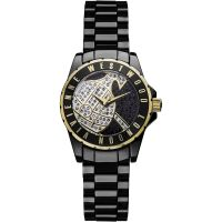 Ladies Vivienne Westwood Sloane Showpiece Ceramic Watch