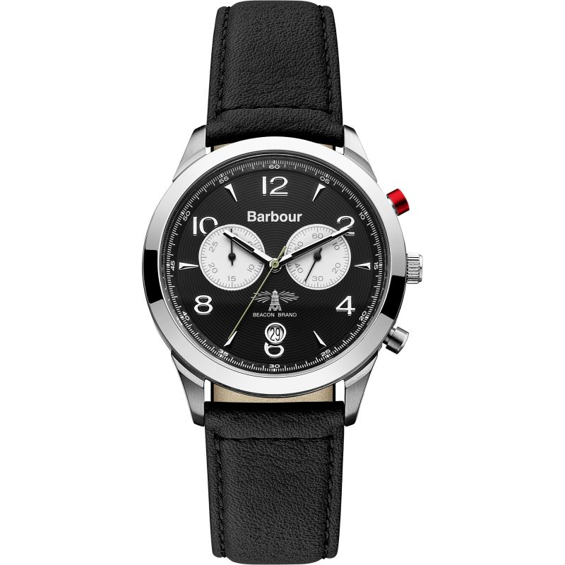 Mens Barbour Redley Chronograph Watch