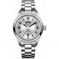 Herren Hamilton Khaki Field Day-Date Watch H70505153