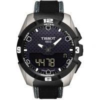 homme Tissot T-Touch Expert Solar Alarm Chronograph Watch T0914204605101