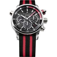 homme Maurice Lacroix Pontos S Chronograph Watch PT6018-SS002-330-1