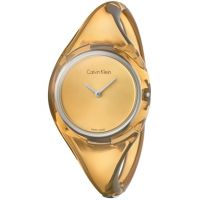 Calvin Klein Pure Small Bangle Dameshorloge Goud K4W2SXF6