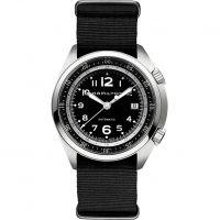 Herren Hamilton Khaki Pilot Pioneer Automatik Uhr
