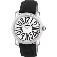 Pocket-Watch Rond Grande Herenhorloge Zwart PK3001