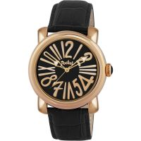 Pocket-Watch Rond Grande Herenhorloge Zwart PK3002