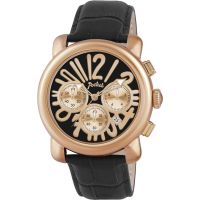homme Pocket-Watch Rond Chrono Grande Chronograph Watch PK3022