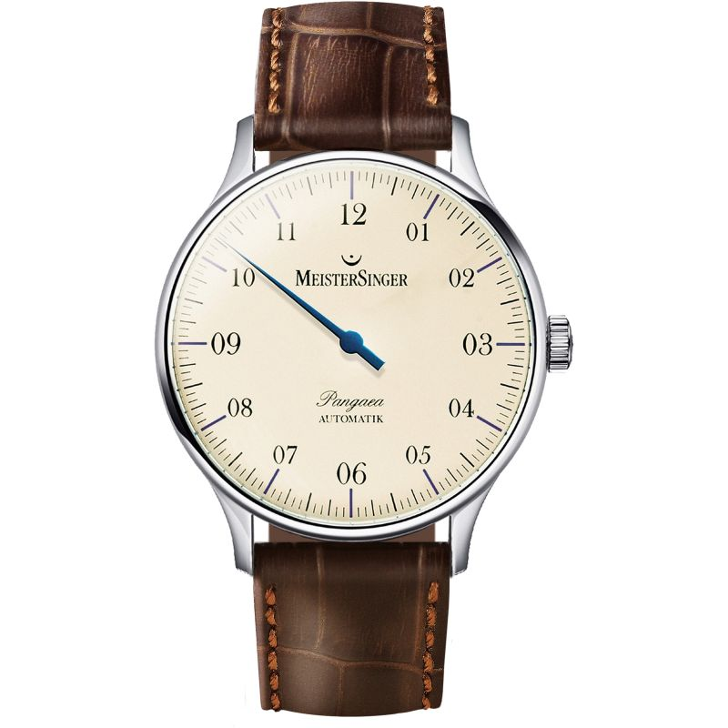 Mens Meistersinger Pangaea Automatic Watch
