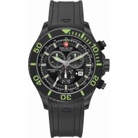 Hommes Swiss Military Hanowa Immersion Chronographe Montre