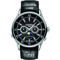 Mens Roamer Superior Moonphase Watch