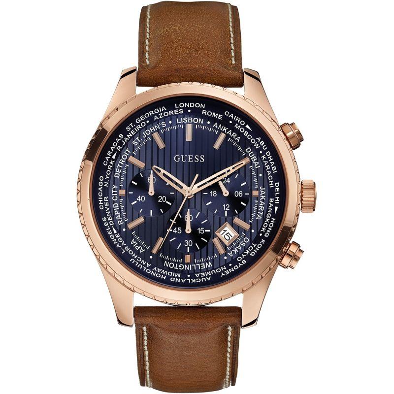 Mens Guess Pursuit Chronograph Watch