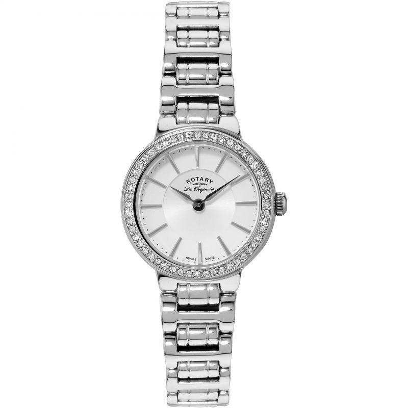 Ladies Rotary Swiss Made Lucerne Petite Quartz Watch