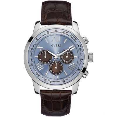 Montre Chronographe Homme Guess Horizon W0380G6