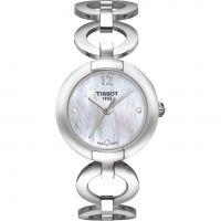 Damen Tissot Pinky Watch T0842101111601