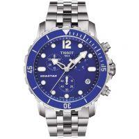 Herren Tissot Seastar 1000 Chronograf Uhr