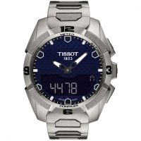 Tissot T-Touch Solar Herenchronograaf Grijs T0914204404100