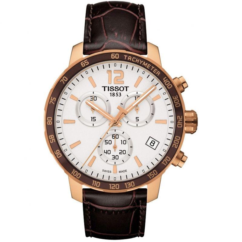 Mens Tissot Quickster Watch
