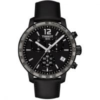 homme Tissot Quickster Chronograph Watch T0954173605702