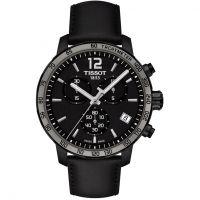 Mens Tissot Quickster Chronograph Watch