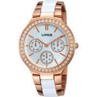 Damen Lorus Just Sparkle Uhr