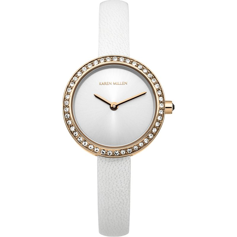 Ladies Karen Millen Watch KM146WRG