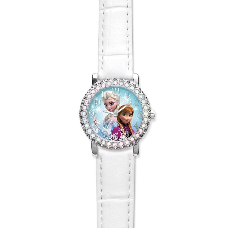 Childrens Character Frozen Diamante Watch FROZ5
