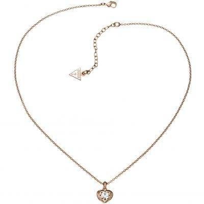 Joyería para Mujer Guess Jewellery Crystals Of Love Necklace UBN51421