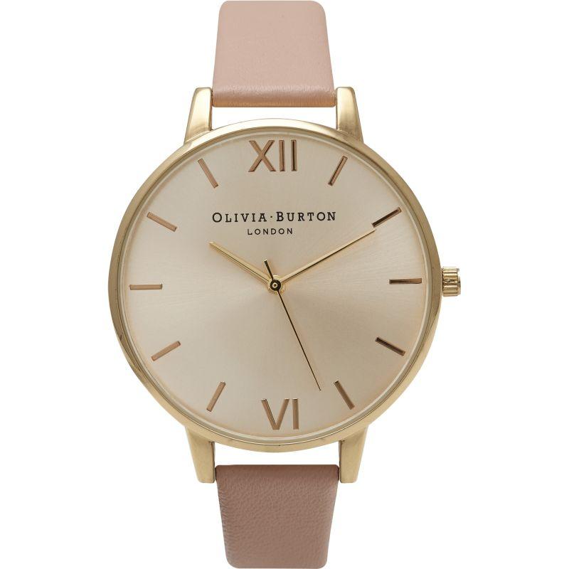 Ladies Olivia Burton Big Dial Watch Ob14 Bd31 by Watchshop