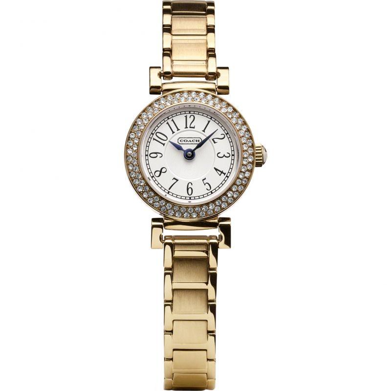 Ladies Coach Madison Fashion Mini Watch