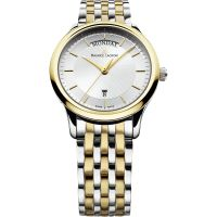 homme Maurice Lacroix Les Classiques Day Date Watch LC1227-PVY13-130