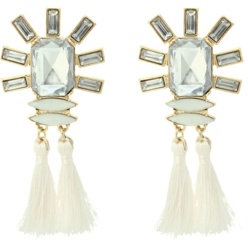 Oasis Dam Earrings Plast/harts OAJ-9255