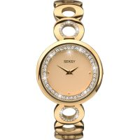 Ladies Seksy Crystal Eclipse Watch