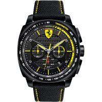 Herren Scuderia Ferrari Flieger Evo Chronograf Uhr