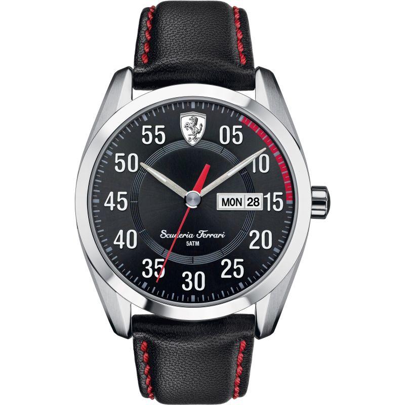 Mens Scuderia Ferrari D50 Watch