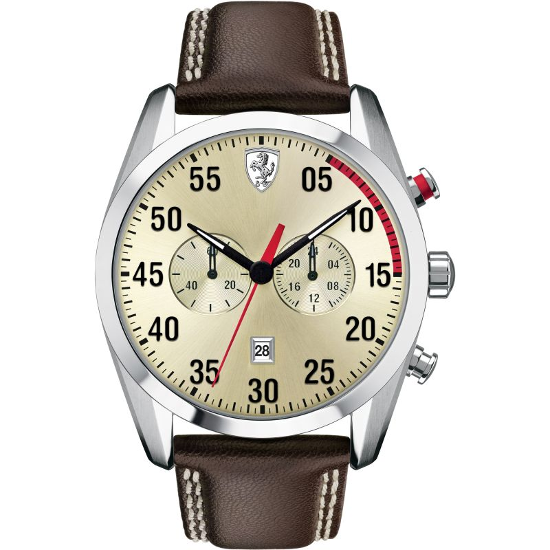 Mens Scuderia Ferrari D50 Chronograph Watch