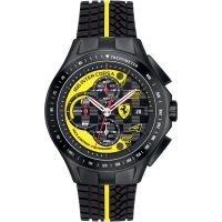 Mens Scuderia Ferrari Race Day Chronograph Watch