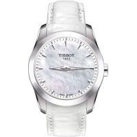 femme Tissot Couturier Secret Date Watch T0352461611100