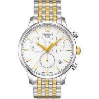 Herren Tissot Tradition Chronograf Uhr