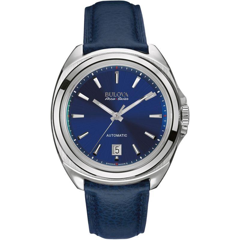 Mens Bulova Telc Automatic Watch