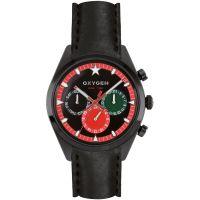 Herren Oxygen Sport Dual Time Watch EX-SDT-ROM-40-CL-BL