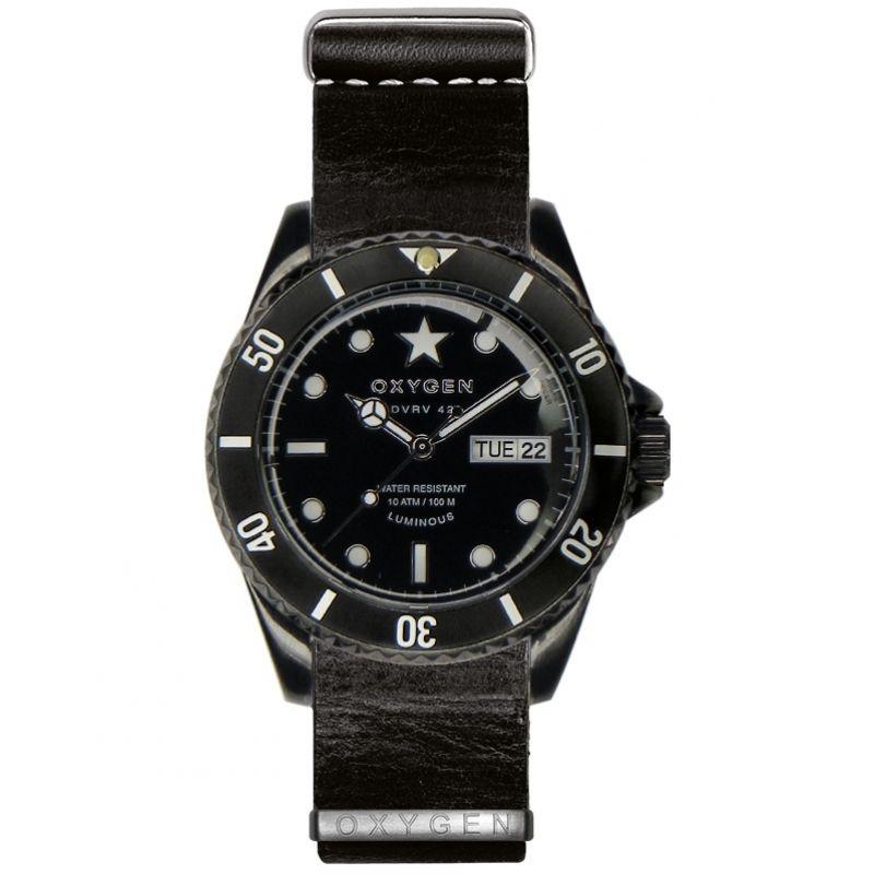 Mens Oxygen Diver Vintage Watch