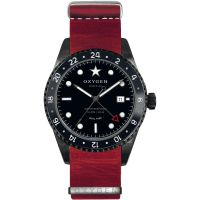 Mens Oxygen Diver GMT Watch EX-DT-ZEB-42-NL-RE
