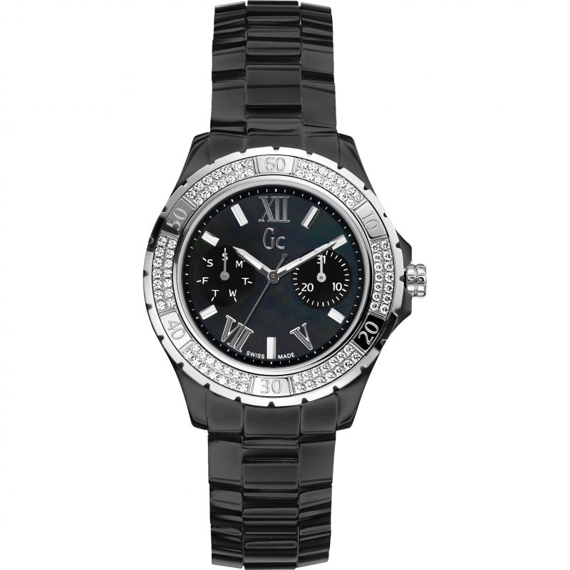 Ladies Gc Sport Class XL-S Glam Watch