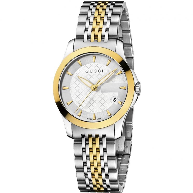 Ladies Gucci G-Timeless Watch