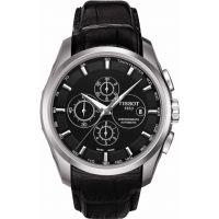 Herren Tissot Couturier Chronograph Watch T0356271605100