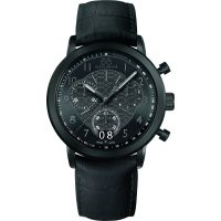 Herren 88 Rue Du Rhone Double 8 Origin 45mm Chronograph Watch 87WA144502