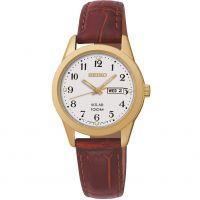 Damen Seiko Solar Powered Watch SUT196P1