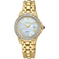 Damen Seiko Solar Powered Watch SUT172P9