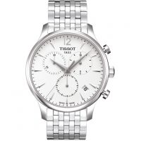 Tissot Tradition Herenchronograaf Zilver T0636171103700
