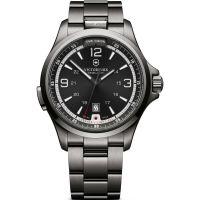 Herren Victorinox Schweizer Militär Nacht Vision Automatik Uhr