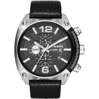 Herren Diesel Overflow Chronograph Watch DZ4341